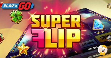 Play'nGO Releases New Super Flip Slot