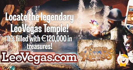 Leo vegas sends members on %e2%82%ac120 000 treasure hunt