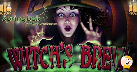 Springbok Offering a Spooky Preview of RTG's Witch's Brew