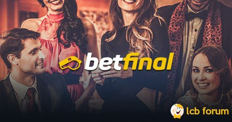 Betfinal Casino has registered its rep on the LCB forum