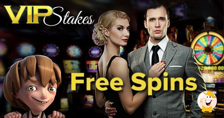 VIP Stakes Free Spins Are Now In LCB Shop!