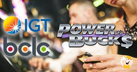 IGT and BCLC Launch Powerbucks