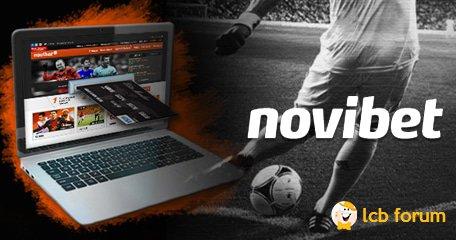 Novibet casino rep on the LCB forum