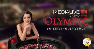 Olympic Entertainment Group Teams up with Medialivecasino to Improve Live Casino Content