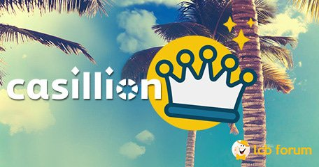 Recently launched Casillion casino has got an official rep on the LCB forum