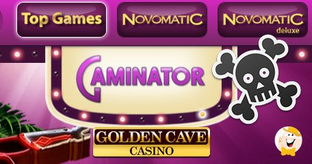 Golden Cave Casino: Another Costa Rica-based Operator Caught with Pirated Games