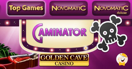 Golden cave casino another costa rica based operator caught with pirated games