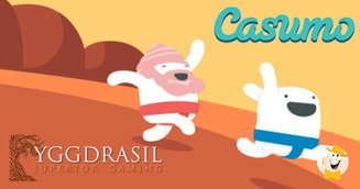 Yggdrasil Lends Full Gaming Portfolio to Casumo