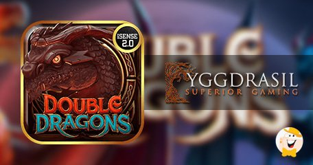 Yggdrasil Launches Visually Stunning Double Dragons Slot