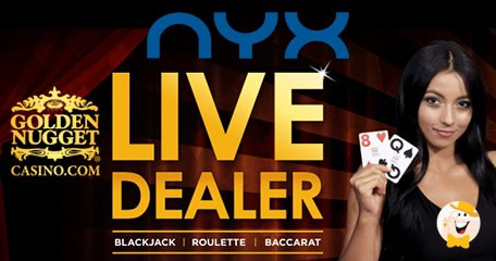 Deal with Ezugi NJ Sees NYX Gaming's Live Dealer Games Enter the USA