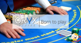 ORYX Gaming Expands Live Dealer Content