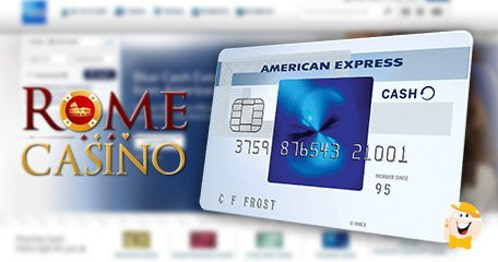 Is Rome Casino in trouble with Amex?