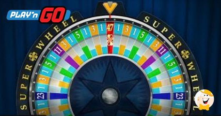 Place Your Bets on Play'n Go's Super Wheel