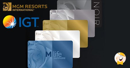 IGT's Cardless Connect System to Roll Out Across MGM Resorts