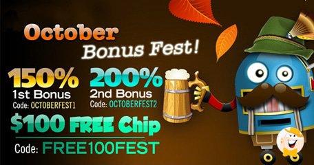 Don't Miss Mr. Sloto's October Bonus Fest at Sloto' Cash Casino