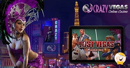 Two New Slots for Crazy Vegas Casino this Month