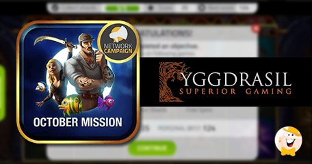 Yggdrasil Gaming Adds New 'Missions' Feature to Boost Collection