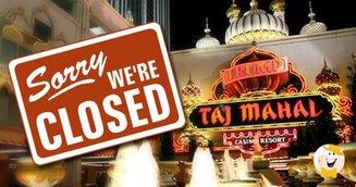 City Loses Trump Taj Mahal After 26 Years