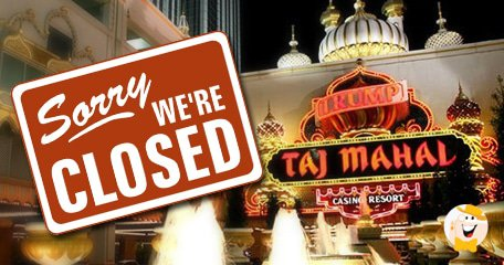 City Loses Trump Taj Mahal After 26 Years