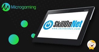 SkillOnNet Expands Portfolio via Microgaming Agreement
