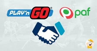 Play'n GO Partners with Paf in Multi-Year Deal