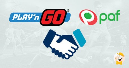 Playn go partners with paf in multi year deal