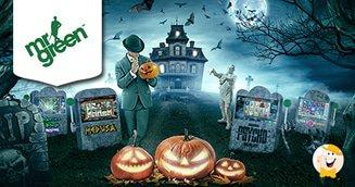 Mr Green's Halloween Cash Giveaways