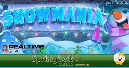 Springbok Announces Exclusive Launch of RTG's Snowmania in November_image_alt