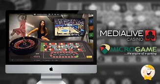 Medialivecasino Delivers Live Content to Microgame