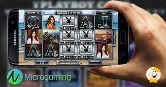 Microgaming Playboy Slot Goes Android