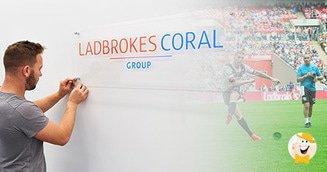 Ladbrokes/Coral Merger Complete