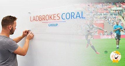 Ladbrokes coral merger complete