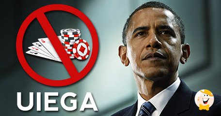 American online gamblers are making their feelings about the UIGEA known