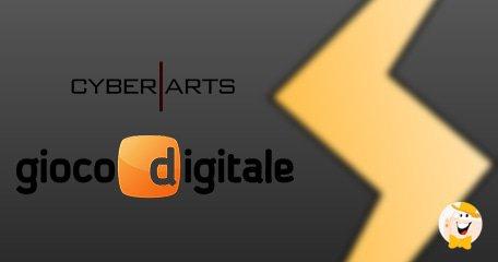 Cyberarts-powered Gioco Digitale making good progress