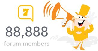 88,888 Registered Members and Counting! Are We Lucky or What?