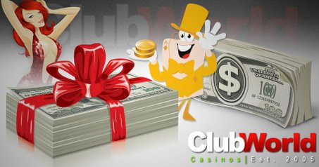 ClubWorldCasinos Group Cashback Program Results Are In: LCB'ers Have Been Given Over $322k of their Money Back Since 2012!