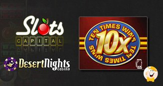 Freebie Available at Slots Capital and Desert Nights