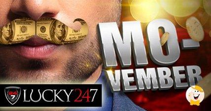 Lucky247s november offers