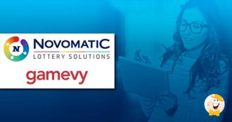 Novomatic Lottery Solutions Teams up with Gamevy