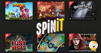 Spinitcom launches with 1200 games
