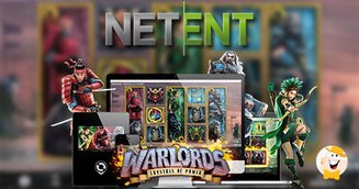 Wickedly Awesome Graphics in NetEnt's 'Warlords: Crystals of Power' Slot