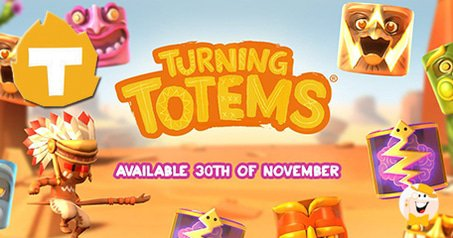 Thunderkick's Turning Totems Launches November 30th