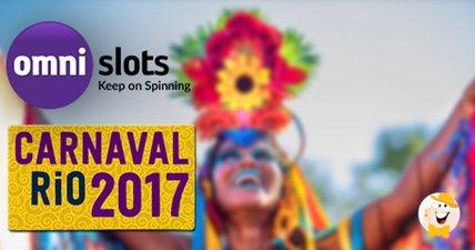 Omni slots awarding trip to rio