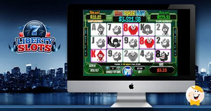 Liberty slots goes live with reel poker slots