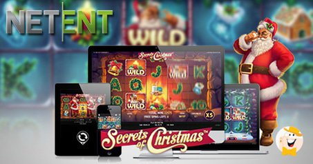 NetEnt Shares the 'Secrets of Christmas'