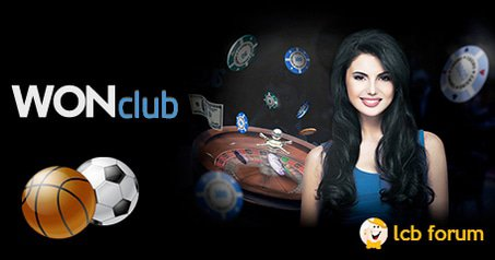 WonClub casino rep had joined the LCB forum