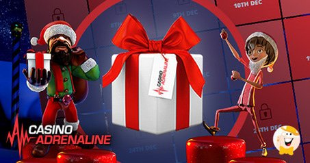 Christmas Surprises from Casino Adrenaline