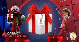 Christmas Surprises from Casino Adrenaline