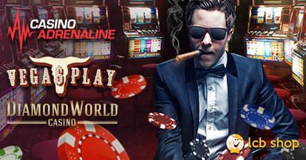 Casino adrenaline vegas play and diamond world free spins