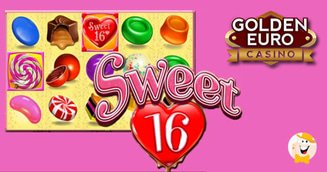 Golden Euro Sweetens the Pot with RTG's 'Sweet 16'